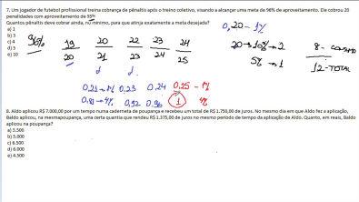 Matemática Financeira 4