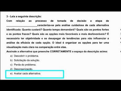 Modelos de Gestão - AULA ATIVIDADE 1 DA UNOPAR 2019 02