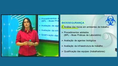 AULA DE REVISÃO AV1 BIOSSEGURANÇA