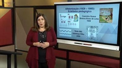 Alfabetização e Letramento II - Marcos históricos do ensino da escrita