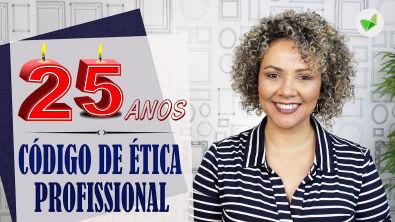 25 ANOS DO CÓDIGO DE ÉTICA DO/A ASSISTENTE SOCIAL   com Profª Núbia Lima
