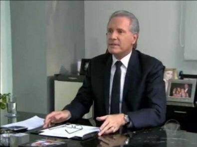 Roberto Justus + entrevista de estagio - debate se imagem é tudo wmv