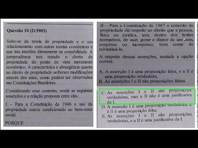 Teoria da Contabilidade - prova Unopar- 2019 #prova2 #parte2