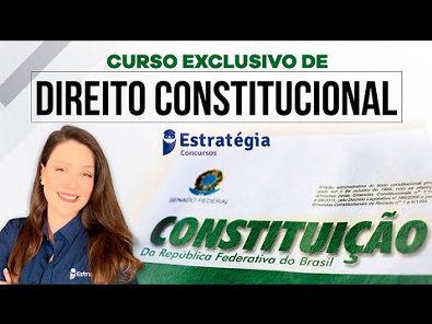 Curso Exclusivo de Direito Constitucional