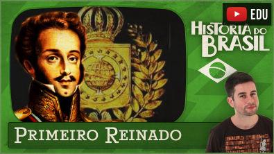 Primeiro Reinado #1 (Primeira Constituição do Brasil)