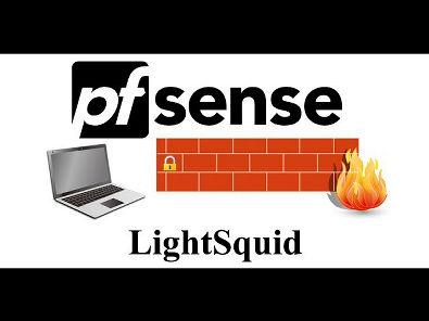 Instalação do LightSquid e visualização de relatórios do squid no pfSense | Professor Prochnow