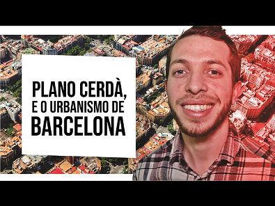 Plano Cerdà   A História do Urbanismo em Barcelona