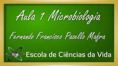 Microbiologia: Aula 1 - Introdução à Microbiologia