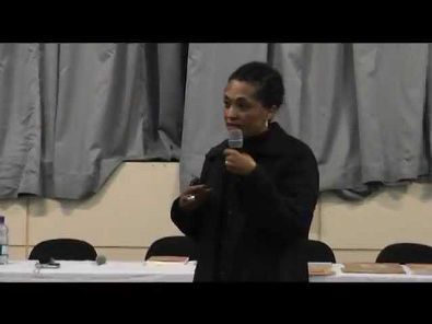 Palestra: Diversidade Étnico-Racial - Parte 1 - Profa Dra Aparecida de Jesus Ferreira