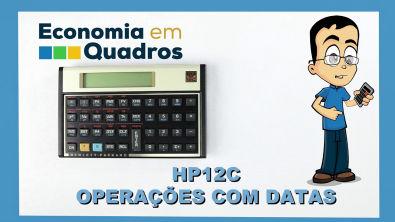 HP12C Operações com datas parte 5 de 6