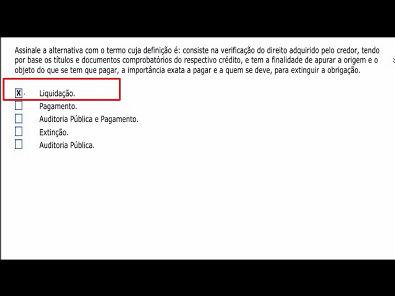CONTABILIDADE PÚBLICA - PROVA DA ESTÁCIO- 2018 #prova1 #parte1