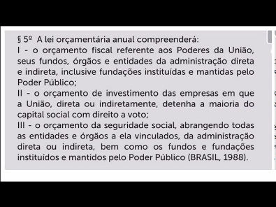 CONTABILIDADE DO SETOR PÚBLICO - prova Unopar- #prova2 #parte1