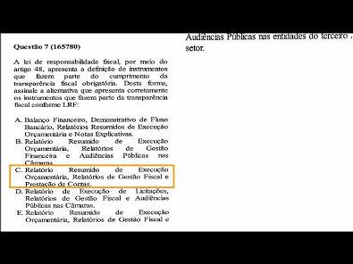 CONTABILIDADE DO SETOR PÚBLICO - prova Unopar- #prova2 #parte2