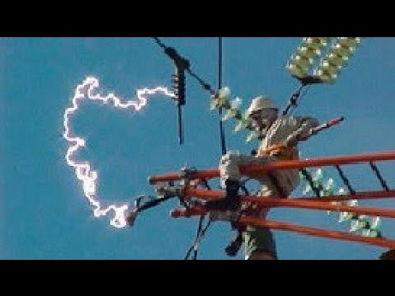 Força da eletricidade - Arco elétrico