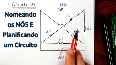 Mapeando Nós e Planificando um Circuito (# Técnica 05 de 10)