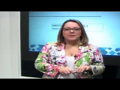 Direito Processual Civil II - Aula 3
