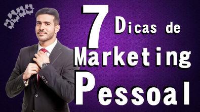 7 Dicas de Marketing Pessoal com Rubadel