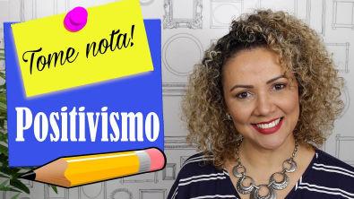 POSITIVISMO e SERVIÇO SOCIAL Prof@ Núbia Lima
