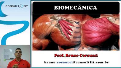 Curso de Biomecânica e Cinesiologia Aplicada à Musculação