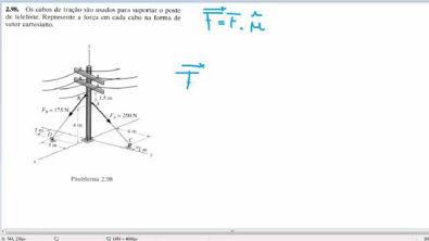 Mecânica dos Sólidos - Forças em 3 Dimensões Forma Vetorial Cartesiana (1)