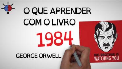 1984, DE GEORGE ORWELL (resumo/resenha do livro)