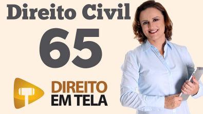Direito Civil - Aula 65 - Classificação dos Negócios Jurídicos