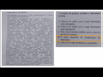 Legislação Social e Trabalhista - prova Unopar- #prova2 #parte1