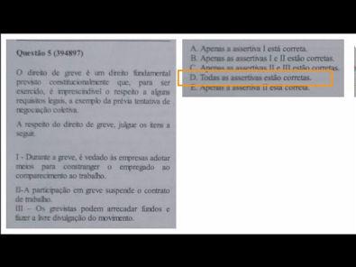 Legislação Social e Trabalhista - prova Unopar- #prova2 #parte2