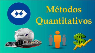 Métodos Quantitativos em Administração