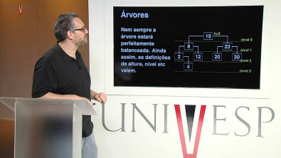Estrutura de Dados - Aula 15 - Árvores - Conceitos básicos