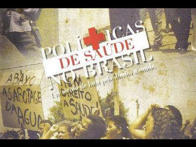 Política pública de saúde no Brasil