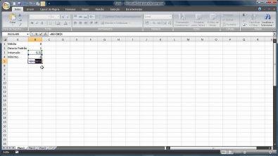 Tutorial Excel: Gráfico da Distribuição Normal
