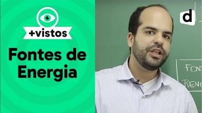 FONTES DE ENERGIA RENOVÁVEIS E NÃO-RENOVÁVEIS   GEOGRAFIA   DESCOMPLICA