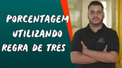Porcentagem Utilizando Regra de Três - Brasil Escola