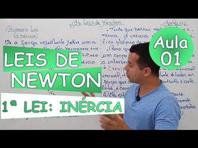 As Leis de Newton -(Inércia)