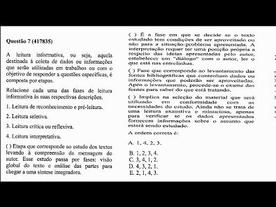 METODOLOGIA CIENTÍFICA - prova Unopar- #prova2 #parte2