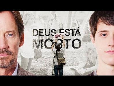 Deus Não Está Morto 1 - Filme Cristão Dublado