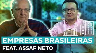 Como estão financeiramente as empresas brasileiras? feat Assaf Neto
