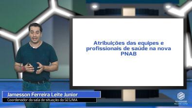 Atribuições das equipes e profissionais de saúde na nova PNAB