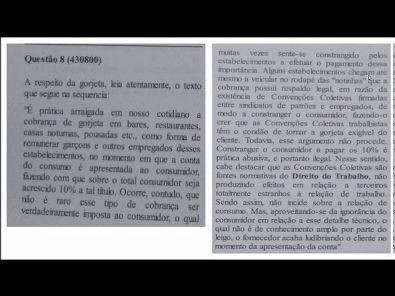 Legislação Social e Trabalhista - prova Unopar- #prova3 #parte2
