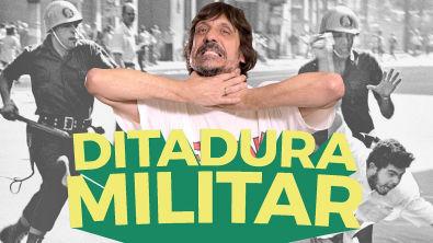 A DITADURA MILITAR NO BRASIL   EDUARDO BUENO
