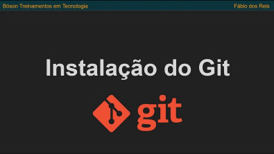 Como baixar e instalar o Git - 03