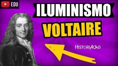 Iluminismo Voltaire   Voltaire Filosofia
