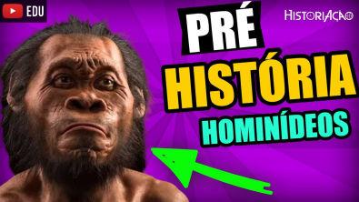 O Que é Pré-História?   Pré-História Hominídeos