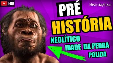 Pré-História Neolítico ou Idade da Pedra Polida [Revolução Agrícola Idade dos Metais e Sedentarismo]