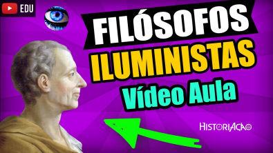 Filósofos Iluministas Que Mais Caem no ENEM Vídeo Aula História e Filosofia Século das Luzes Resumo