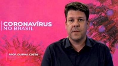 Coronavírus no Brasil - Parte 2