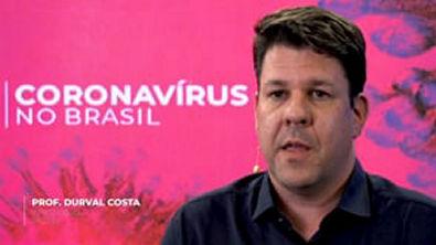 Coronavírus no Brasil - Parte 5
