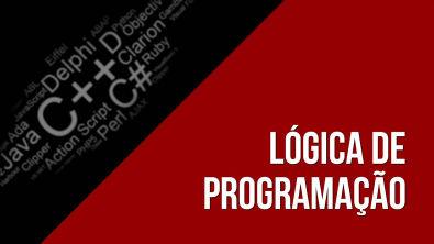 Lógica de programação - Aula 01 - Introdução