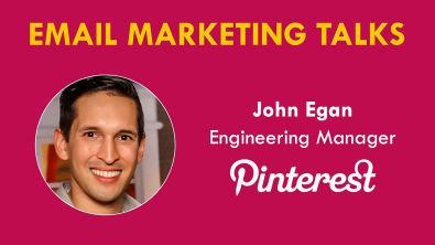 Escalando Emails no Pinterest: John Egan